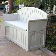 deck cushion storage furniture