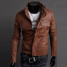 hee grand 2017 classic style motorcycling pu leather