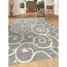 gray and white area rugs  cievi – home
