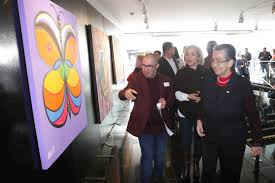 Inauguración de la exposición del artista plástico Alan Téllez y Concierto  de la Orquesta conformada por niños con discapacidad, originarios de  Veracruz