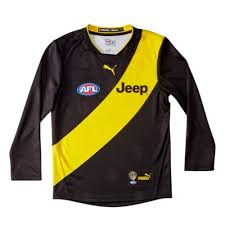 Home Guernsey Football Club Kid's Richmond Long Sleeve
