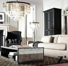 odeon chandeliers 3 tier