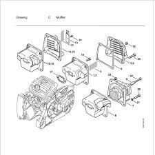 Marvelous stihl ms250 parts diagram pictures best image schematics
