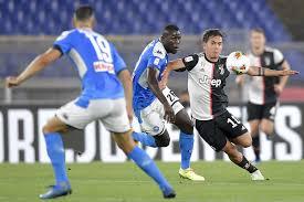 Juventus y napoli definen al campeón de la copa italia. Officially Official Juventus Give Napoli Ultimatum Plan To Play Sunday Updated Black White Read All Over