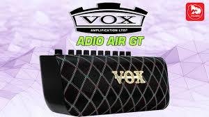 <b>Гитарный</b> комбик <b>VOX</b> ADIO-AIR-GT (<b>мини</b>-<b>усилитель</b> на ...