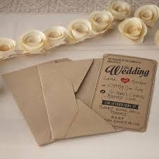 Vintage Wedding Invitation Vintage Affair Wedding Invitations 10 Pack Confetti Co Uk