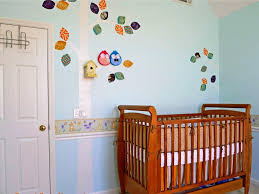 Baby Boy Nursery Wallpaper - Baby Wall