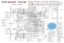 mazda rx3 wiring diagram mazda wiring diagrams online mazda rx wiring diagram how do i fix my electrical problems