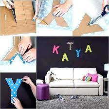 wall letter decoration wall decal letters together with wall letters decorative easy cardboard letter wall decals letters wall decor wall decals for