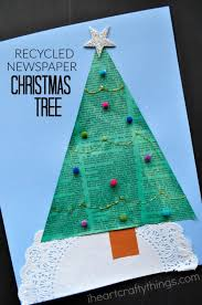 Try With Twine For A More Rustic Look Wrap A Foam Cone In Plastic Foam Christmas Tree Crafts