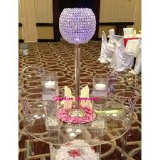25 wedding candelabra pure crystal set adjule in 3 sizes 48 36
