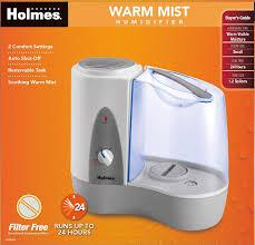 Vicks Warm Mist Humidifier Reset Light Buy Holmes Warm Mist Humidifier Hwm6008 Num Online At Low