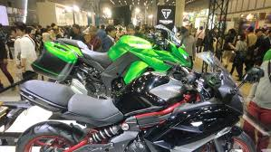 in pictures 41st tokyo motorcycle show 2014