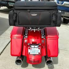 Motorcycle Luggage Rack Bag Awesome RickRak Motorcycle Luggage Touring Bags Bags Only Law Abiding Biker