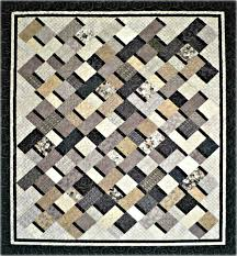 simple rug patterns. #450 Simple Ribbons Quilt Pattern - Paper Rug Patterns I