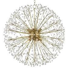 10 light chandelier valley aged brass coronette crystal