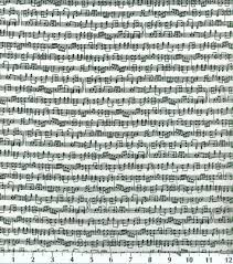 Novelty Quilt Fabric-Musical Notes White | JOANN & Novelty Cotton Fabric 43\u0022-Musical Notes White Adamdwight.com