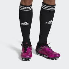 predator malice control sg boots shock pink ftwr white core black adidas men