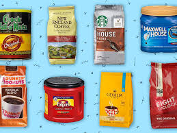 coffee brand names. Exellent Names EC We Tested 13 Grocery Store Coffees And Hereu0026rsquos The  For Coffee Brand Names