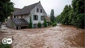 الفيضانات | فيضانات 'عاصفة بيرنت' في ألمانيا.. جرس إنذار للأسوأ؟ | DW