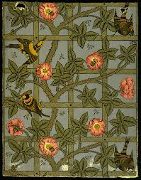 Small Picture William Morris Wallpaper Design Victoria and Albert Museum