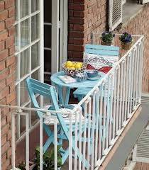 Gestalten – Invite You The Summer To Small Balcony – Fresh Design