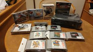 N64 Price Chart Got A N64dd Japanese Games In Akihabara N64