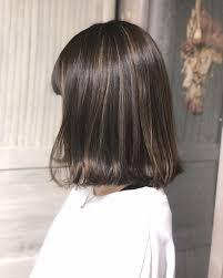 ボブハイライトの魅力はおすすめヘアスタイルアレンジ Feely 髪型