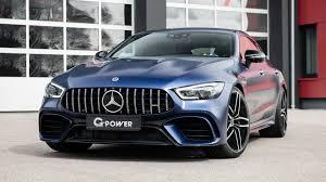 Driving dynamics at motorsport level, explosive sprints, maximum comfort. Mercedes Amg Gt 63 Gets 800 Horsepower From Tuner