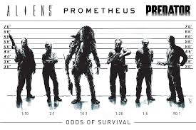 Aliens Vs Predator Vs Prometheus Movies