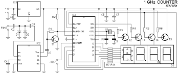 frequency counter block diagram ireleast info frequency counter circuit diagram wiring diagram wiring block