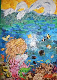 the value of art therapy for those on the autism spectrum the  grant s compulsive tearing paper habit turned into beautiful collages