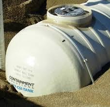 9 000 Gallon Xerxes Underground Fiberglass Fire Protection
