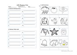 After a quick revision of previous letter sounds, and easily prepare the lesson. Jolly Phonics Pupil Book 2 Midterm Test English Esl Worksheets For Distance Learning And Physical Classrooms