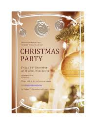 good looking christmas party invitation card templates interesting business holiday party invitation templates
