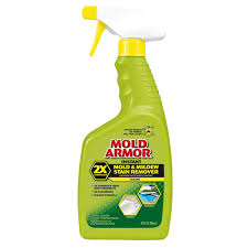Best Bath Decor best bathroom cleaner for mold and mildew : Mold Armor 32 oz. Instant Mold and Mildew Stain Remover-FG502 ...