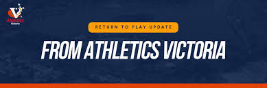 As of monday 18 january, face mask restrictions have been eased, and the maximum capacity of workplaces has been increased to 50%. Return To Play Update From Athletics Victoria 17 June 2020 Athletics Victoria