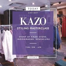 Image result for kazo indiranagar