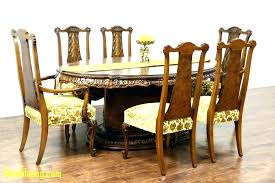 full size of antique oak dining chairs with leather seats set of furniture scenic room vintage