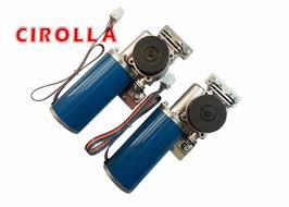 100 watt 24v dc sliding glass door motor brushless motor small sound high torque