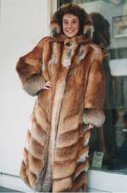 file red fox fur coat germany 1999 jpg