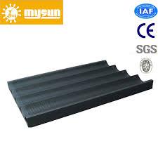 china aluminium teflon coating 8 channel french baguette baking trays china baking tray french baguette trays