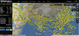 flightradar  live flight tracker my experience as a host