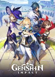 Herunterladen Genshin Impact Epic Games