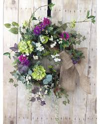 good outdoor wreath for front door spectacular deal on spring summer purple uk and fall window