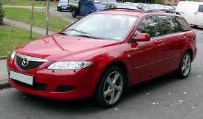 Mazda Atenza 2.0 2001 | Auto images and Specification
