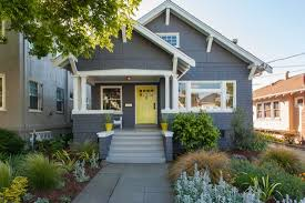 Bungalow House Color Ideas