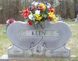 Juanita Doris Rainwater Keen (1934-2001) - Find A Grave Memorial