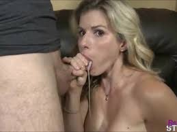 Pornstar cum mouth shot compilation