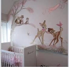 Das babyzimmer magisch erscheinen zu lassen, ist das streben aller eltern. Bambie Room Babyzimer Madchen Kinder Zimmer Madchen Kinderzimmer Ideen